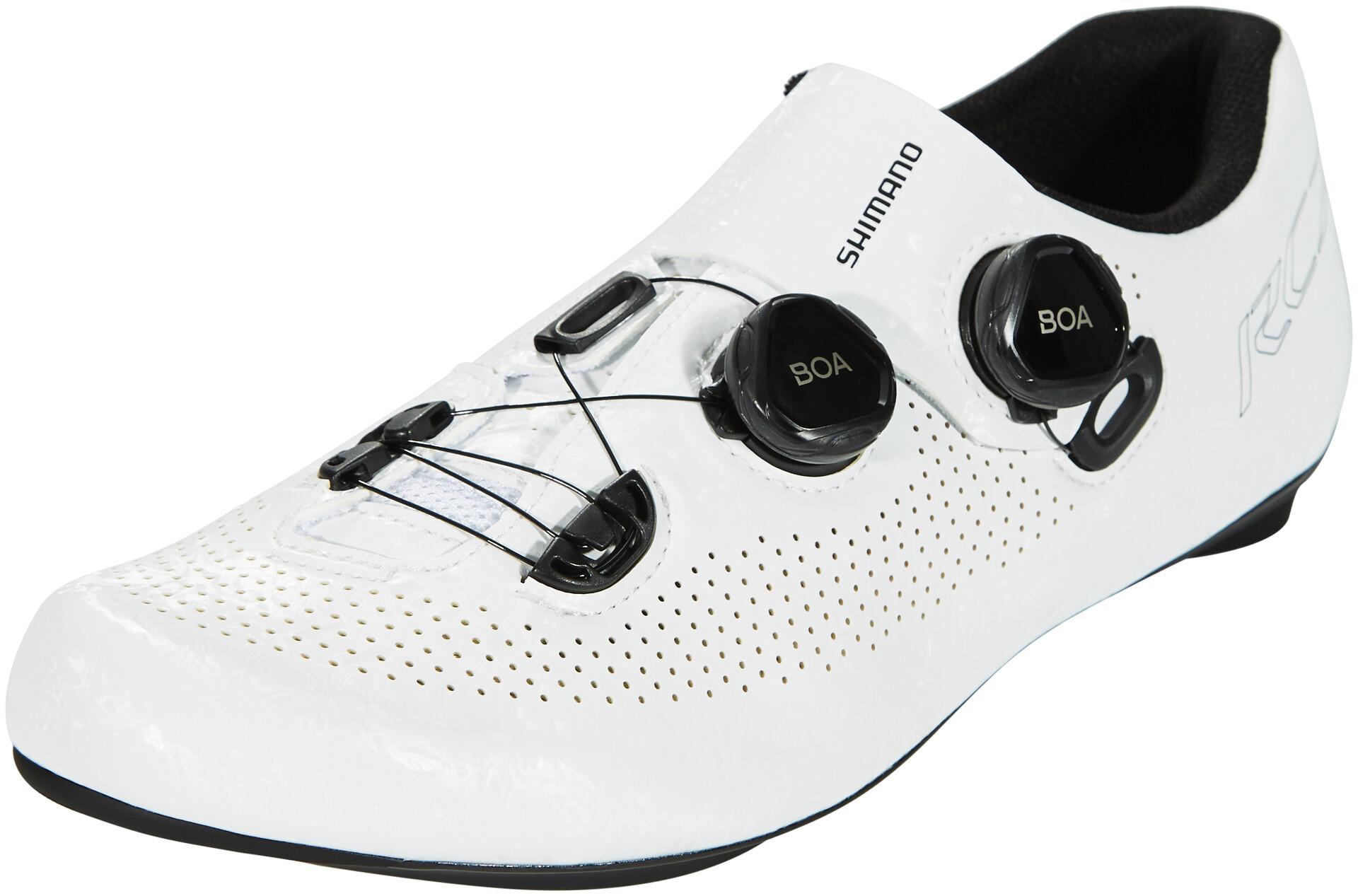 Shimano SH-RC7 Bike Shoes, white